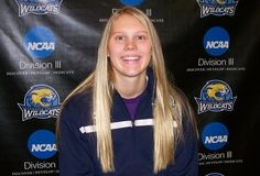 Freshman Nichole Secor wins the title of NEAC Swimmer of the Week! #WildcatsAthletics