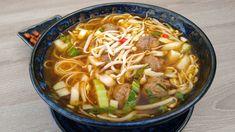 Tri skoro asi ázijské polievky | Na pive Ethnic Recipes, Food, Essen, Meals, Yemek, Eten