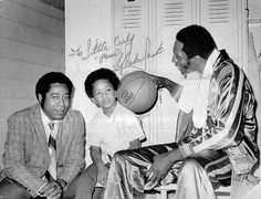 "Like many boys growing up in the 1970s, Curley ""Boo"" Johnson marveled at Meadowlark Lemon and the rest of the Harlem Globetrotters."