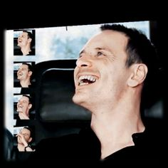 It's not just his acting chops that's making us crush on him. It's his giant, toothy grin that's setting our hearts aflutter. You see, Michael Fassbender smiles. A lot. And seeing Fassbender smile makes us smile.