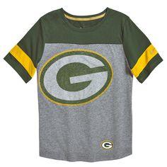Packers Women's Champ Drive Fan Top
