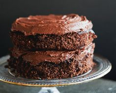 Roasted Chestnuts, Chocolate Cake and Expectations