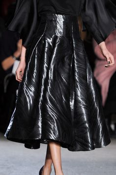 Christian Siriano at New York Fashion Week Fall 2014 - StyleBistro