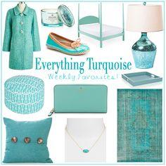 Everything Turquoise