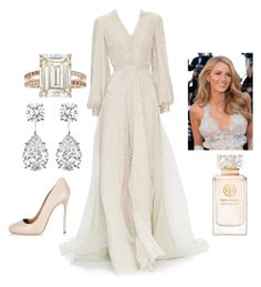 Untitled #197 by valshayna on Polyvore featuring polyvore, fashion, style, Dsquared2, Betteridge, Tory Burch, RALPH & RUSSO, Chanel and clothing