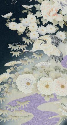 Japanese textile design, c1930s #textiles #Japan #1930s