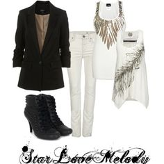 Kpop fashion inspired by MBLAQ's Thunder