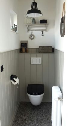 Full size of decorating ideas for small toilet room guest downstairs decor bathrooms magnificent bathroom toilets . Small Toilet Room, Guest Toilet, New Toilet, Small Bathroom, Bad Inspiration, Bathroom Inspiration, Cloakroom Toilet Downstairs Loo, Comedor Office, Understairs Toilet