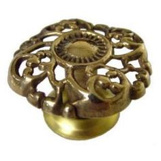 Antiqued, Cast Brass, Furniture Knob, With Backplate. K-10B by FREEMANHARDWARE on Etsy https://www.etsy.com/listing/233193817/antiqued-cast-brass-furniture-knob-with