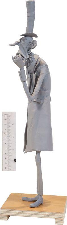 The Boxtrolls Original Mr. Gristle Maquette (LAIKA, 2014)....   Lot #94217   Heritage Auctions