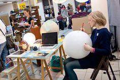 Holešovice Fashion Market: Lohas objevy světla Lumira Fashion Marketing