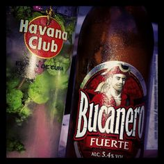 Cuban drinks