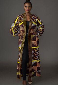 Africa fashion that looks stunning Ankara Dress Styles, African Print Dresses, African Wear, African Attire, African Dress, African Inspired Fashion, Latest African Fashion Dresses, African Print Fashion, Africa Fashion