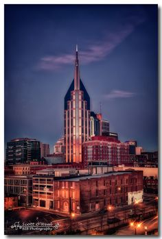 Nashville, TN - not a country music fan, but LOVED Nashville. The perfect weekend getaway w/my husband, Oct. 2008