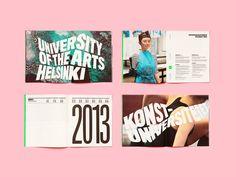 New Logo and Branding: University of the Arts Helsinki - BP&O
