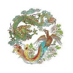 thecrabbynook.com .. pheonix / dragon .. marriage