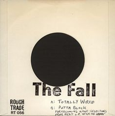 the-fall-band-totally-wired-LP | Manchester City | Pinterest | Lps ...