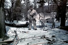 Rare and Interesting Color Photos of The Continuation War from the Early 1940s