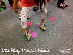 Let's play musical words!