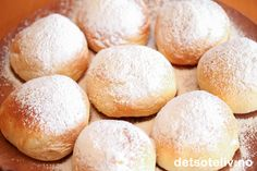 Denne FANTASTISKE oppskriften fant jeg i et ukeblad under overskriften Amish Recipes, Baking Recipes, Dog Food Recipes, Fun Desserts, Dessert Recipes, Breakfast Recipes, Cream Puff Recipe, Norwegian Food, Custard Recipes