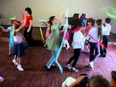 Zabawy przy muzyce, rytmika dla dzieci (1)