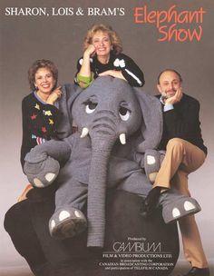 """The Elephant Show - """"Skinny marinky dinky dink, skinny marinky doo, I love you"""""""