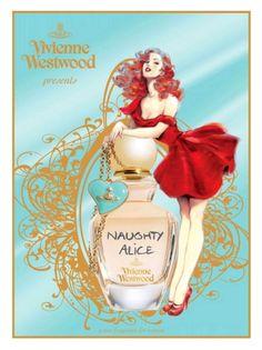 Vivienne Westwood ad Art by Maly Siri
