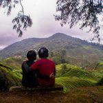 De maleisische natuur; Cameron Highlands