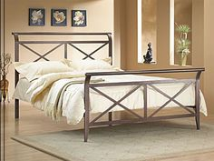 Rent the Gabriel Queen Headboard & Footboard