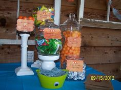 monsters inc party | Monsters Inc Party / Copas