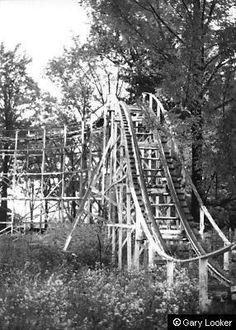 Roller coaster @ Hanson's Park Harvey's Lake PA