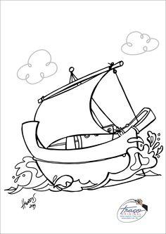 23 Melhores Imagens De Desenhos Biblicos Revista Sorriso Para