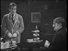 "The second-best sketch they ever did (after ""One-Legged Tarzan""). MORE Pete & Dud in ""Not Only."" on this channel. Comedy Sketch, Peter Cook, Cool Sketches, Second Best, Tarzan, Painters, Musicians, Channel, Magic"