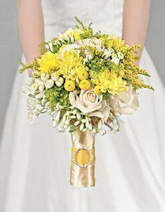 - Brautsträuße Gelb und Orange