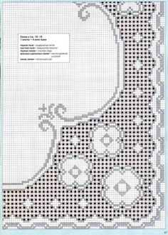 Blackwork, Hardanger Embroidery, Bargello, Plastic Canvas, Table Runners, Needlework, Diy And Crafts, Pattern, Stitches