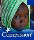 We first heard about Compassion International from listening to Way-FM.