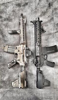 Badass AR pistol
