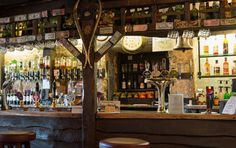 The Jamaica Inn : All About Cornwall Things To Do In Cornwall, Jamaica Inn, Falmouth, Liquor Cabinet, England, Home Decor, Decoration Home, Room Decor, English