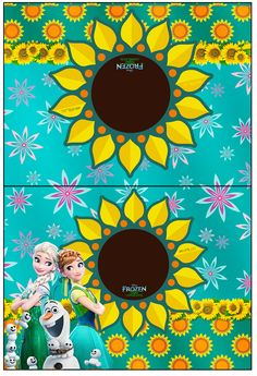 Frozen Fever Party: Free Printable Candy Bar Labels.
