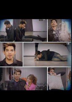 Adam Lambert on VH1 Divas