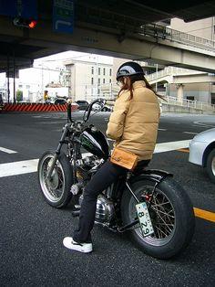 Sweet bike. Love the mini- apes!