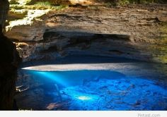 Enchanted Well at Chapada Diamantina – Bahia / Pintast