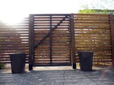 Posts about modern wood fence written by mahlbrandt