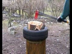 We've been splitting wood all wrong | MNN - Mother Nature Network