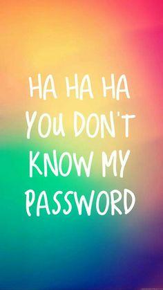 Hahaha yall should put this as yalls lock screen wallpaper lol