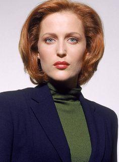 Gillian Anderson as Dana Scully (X-Files)