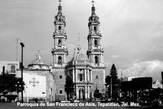 Parroquia de Tepatitlan de Morelos Jalisco Mexico