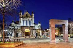 St Anne's Cathedral - Belfast Print by Barry O Carroll St Anne, Donegal, Dublin Ireland, Belfast, Beverly Hills, Fine Art America, Cathedral, Saints, Instagram Images