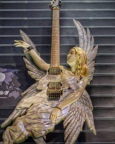 Angel guitar NAMM 2015...