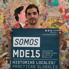 El artista Camilo Restrepo ya hizo el montaje de la obra con la que participará en el Encuentro Internacional de Arte de Medellín: Bowling For Medellín.